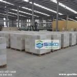 Quy trình sản xuất gạch bê tông nhẹ AAC