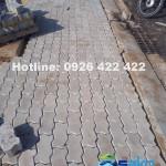 Dự án Cải tạo mở rộng Đường Nguyễn Văn Tạo|Gạch Ziczac 10cm, M400|Nhà Bè|SAKO VIETNAM