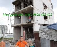 Cong trinh xay gach nhe AAC tai Thu Thiem, Quan 2, TP.HCM