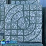 Gạch Terrazzo Xanh – Mắt Nai