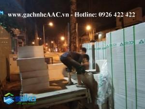 SAKO Việt Nam giao hàng đêm tăng po bằng xe ba gác vào hẻm nhỏ tại Trần Hưng Đạo, Quận 5 ngày 03.06.2020