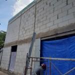 Nhà ở 2 tầng tại quận 6 - Võ Văn Kiệt thi công trong 2 tuần hoàn thiện.