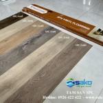 Tấm sàn SPC vân gỗ cao cấp
