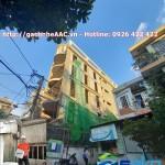 Nhà văn phòng Nguyễn Thái Sơn, Gò Vấp, T8.2020