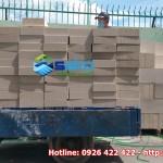 Vận chuyển gạch ngõ hẻm tại Ngô Tất Tố, Bình Thạnh Tháng 8.2020