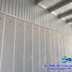3D PANEL AAC 3000x600x75mm tại Nhà Máy KCN Phú Mỹ 2 - Bà Rịa