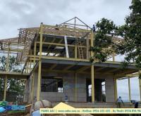 Nhà ở tại Bảo Lộc - Lâm Đồng sử dụng PANEL
