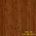 Sàn composite vân gỗ EFW401