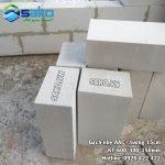 Gạch nhẹ AAC 600*300*150mm